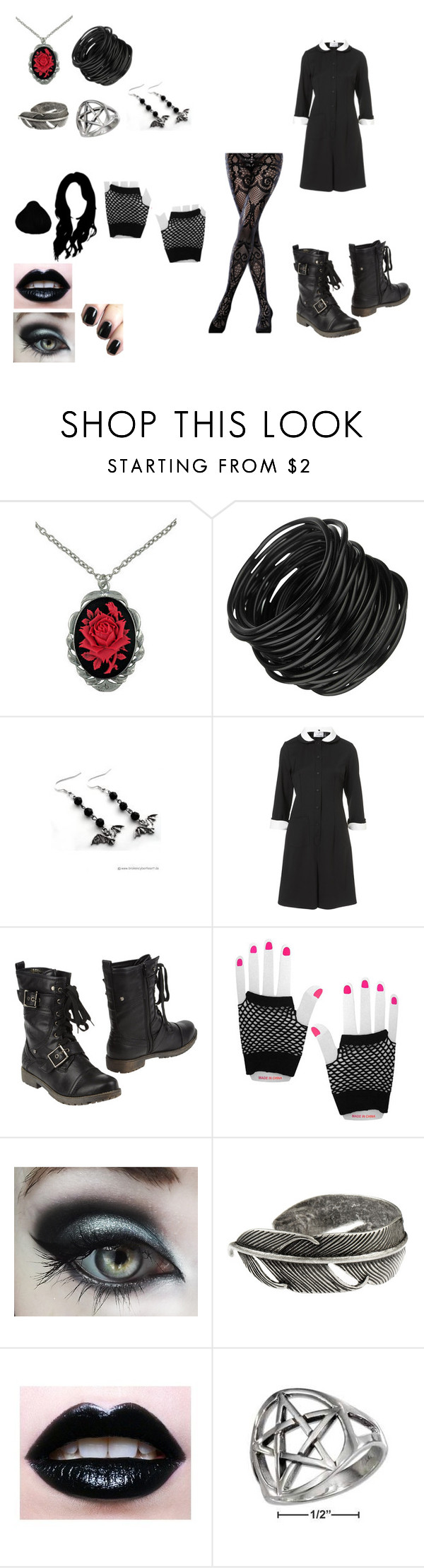 """The New Chapter Begins [SiS]"" by monochromereflections ❤ liked on Polyvore featuring J.W. Anderson, Baci & Abbracci, Just Female, Urban Decay and Emilio Cavallini"