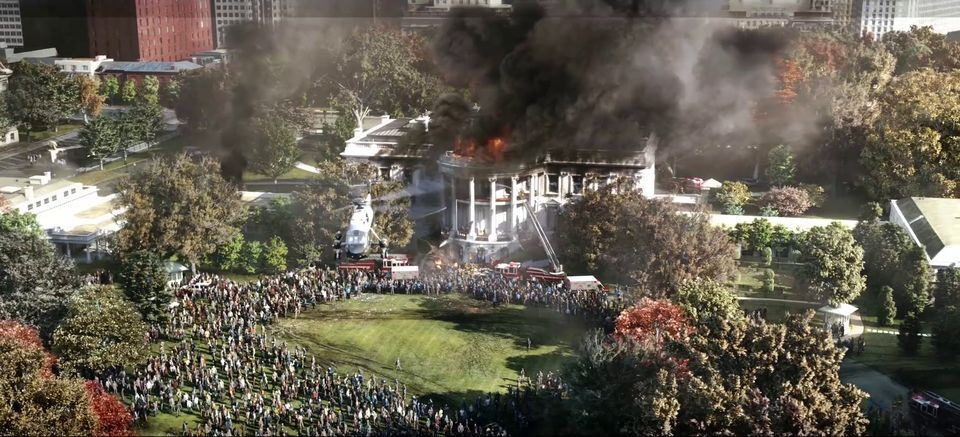 White House Down VFX Breakdown by Image Engine / http://www.cgmeetup.net/home/white-house-down-vfx-breakdown/