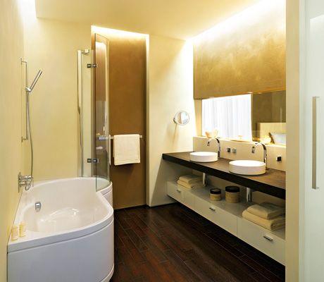 waschtisch Bathroom Ideas Pinterest House - badezimmer ohne fliesen