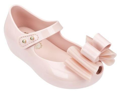 Mini Melissa Ultragirl Sweet-Light Pink