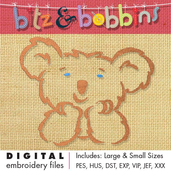 Digital Embroidery Design  INSTANT DOWNLOAD DIGITAL FILE: Includes PDF color sheet and 2 convenient sizes:  Larger Size: 7.09 in x 5.74 in  180.1