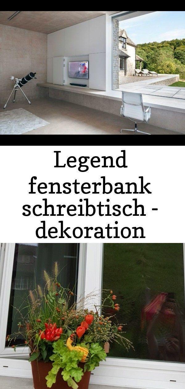 Photo of Decoration Dekoration Fensterbank Herbst Dekoration Fensterbank Legend