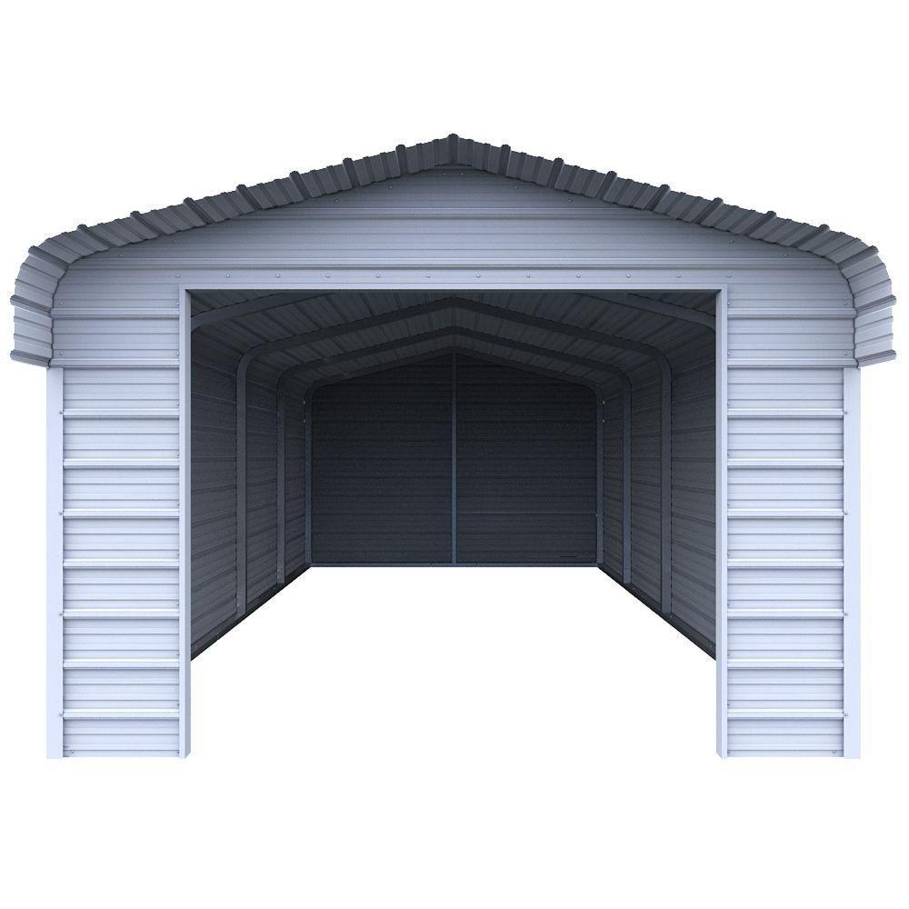 VersaTube Enclosure Kit for ft W x ft L x ft H Steel