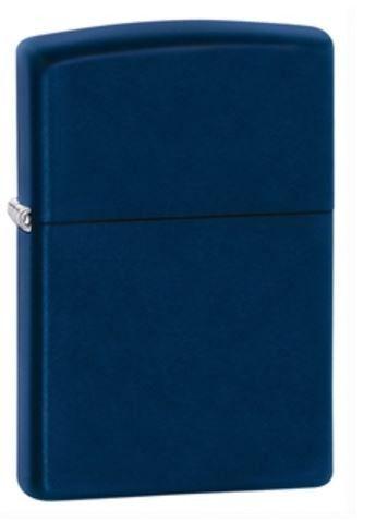 Classic Navy Matte Zippo Lighter