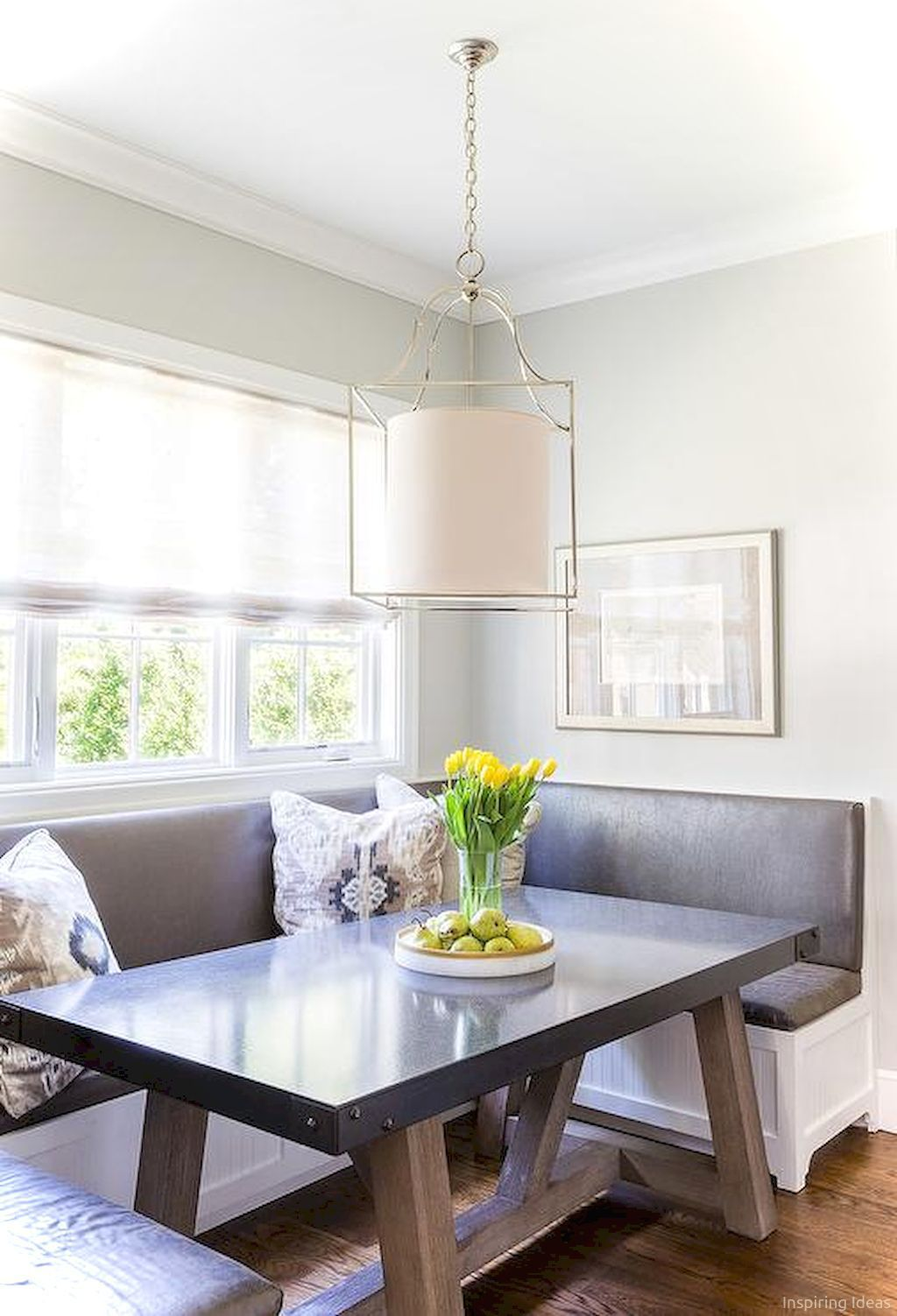 Awesome banquette seating ideas for your kitchen banquettes and