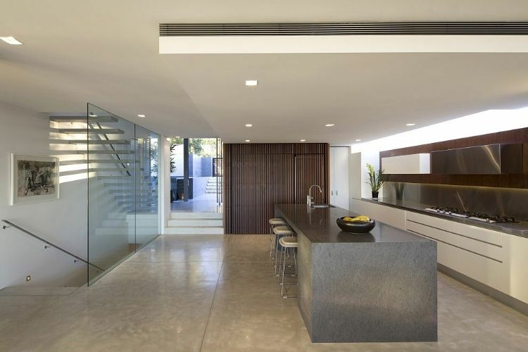 G House project. Sydney, New South Wales, Australia. | Interiorismo ...