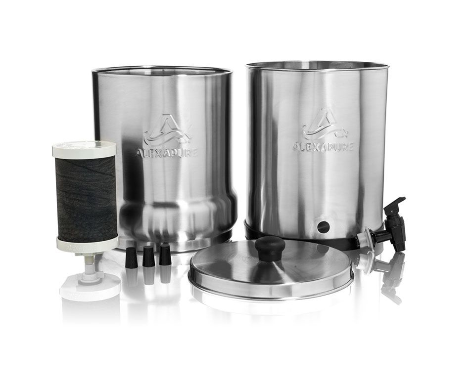 Water4patriots Get Alexapure Pro Now While They 39 Re In Stock Countertop Water Filter Water Filter Filters