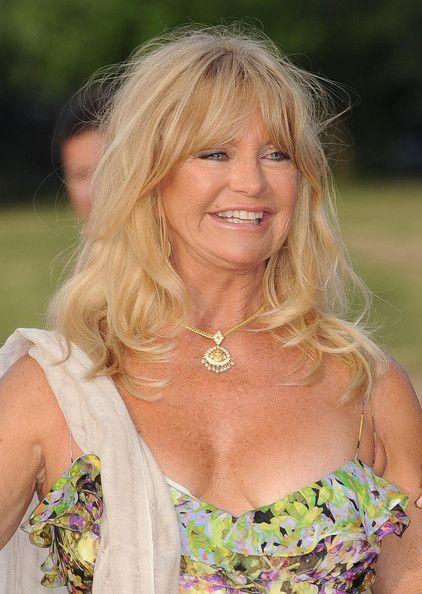 Goldie Hawn - Playboy Magazine Cover Shot Description -7037
