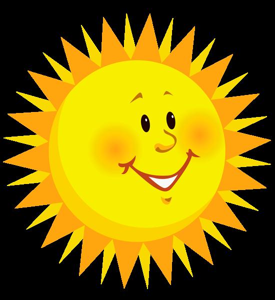 Transparent Smiling Sun Png Clipart Picture Free Clip Art Smiling Sun Clip Art