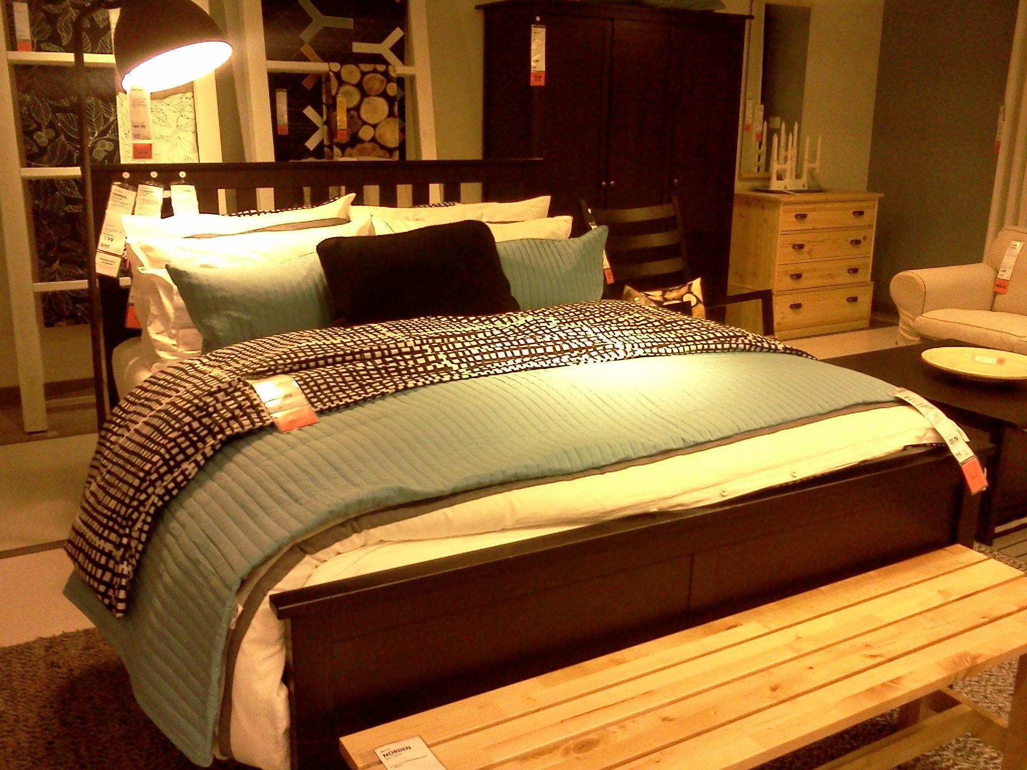 Ikea bed | Ikea bed, Home, Master bedroom