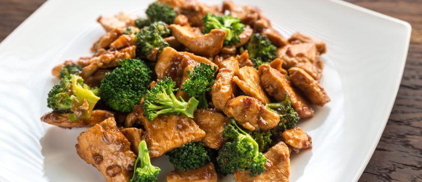 Chicken And Broccoli Stir Fry Joy Bauer Today Show 1 3 20 Recipe In 2020 Broccoli Recipes Broccoli Stir Fry