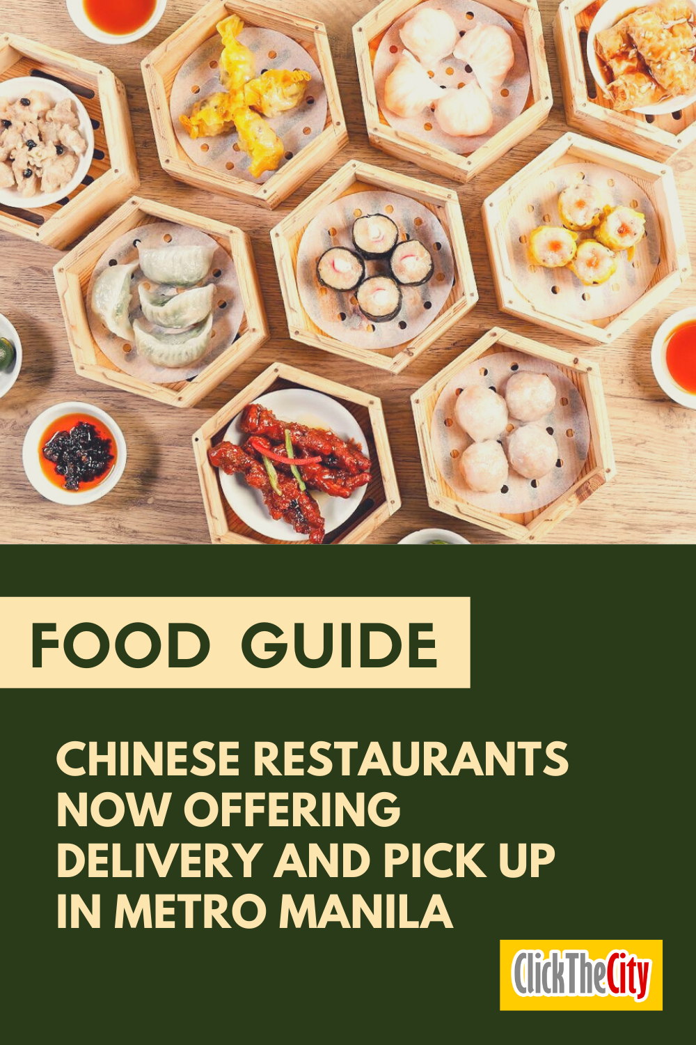 Chinese Restaurants Now Offering Delivery And Pick Up In Metro Manila In 2020 Chinese Restaurant Restaurant Delivery Food Guide