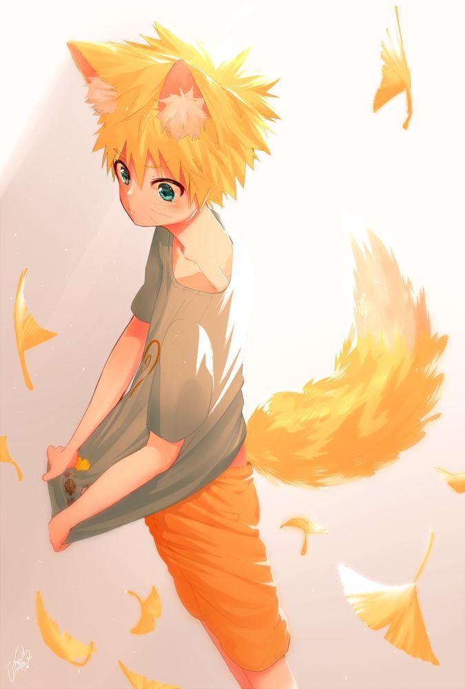 Uzumaki Naruto | Foxies | Naruto cute, Naruto, Naruto art