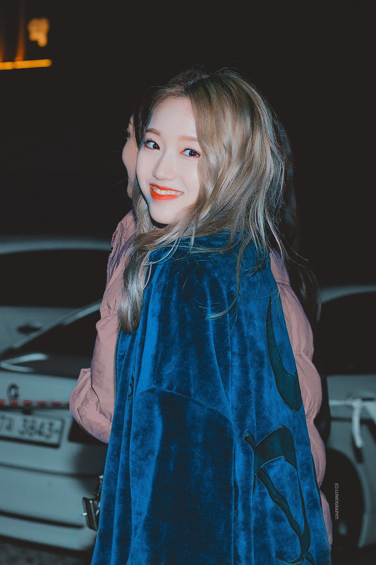 Lomography On Twitter Lomography Gowon Loona Kpop Girl Groups