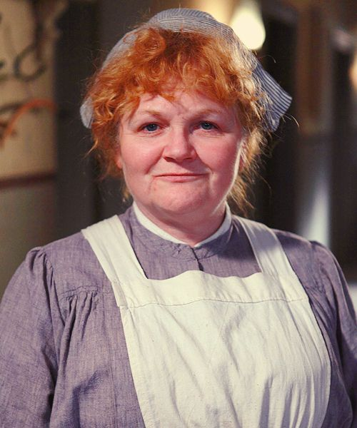 Mrs Patmore.