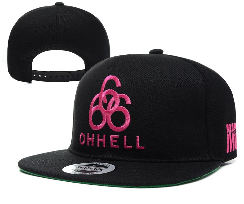 b5cde3568be MARRIED TO THE MOB Ohhell Snapback Hats 005! Only  8.90USD