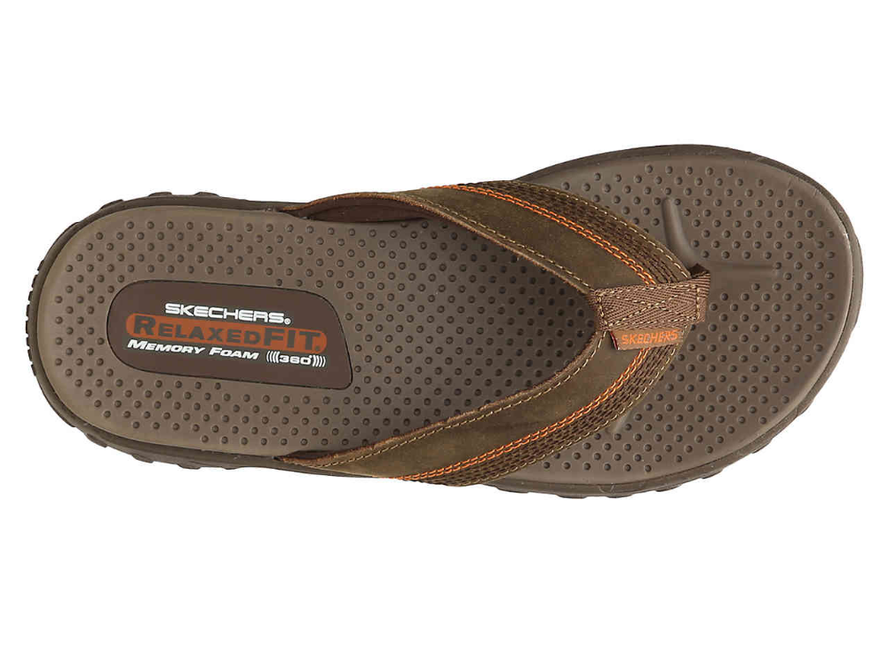 Skechers Relaxed Fit Cobano Sandal in