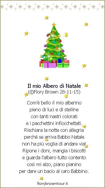Poesie Di Natale Infanzia.Poesie Per Bambini Immagine Della Poesia Per Bambini Sull Albero