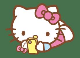 Png 832hello Kitty Happy Days Ver วอลเปเปอร น าร ก สม ดระบายส ภาพประกอบ