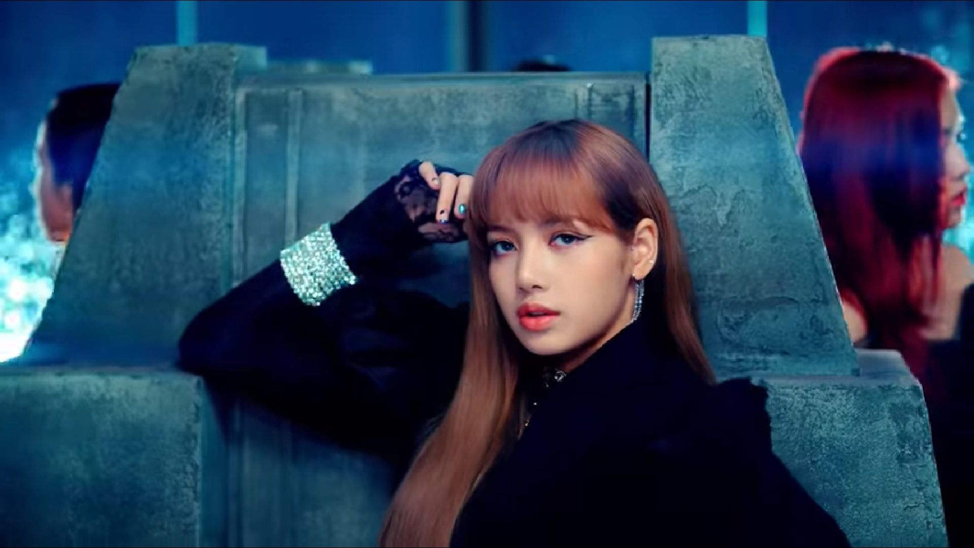 Lisa Blackpink Music Video Kpop Makeup 뚜두뚜두 Ddu Du Ddu Du