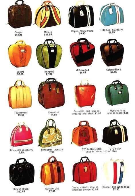 Bowling Bags