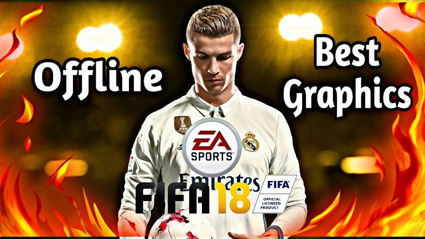 FIFA 18 Offline World Cup Apk Data Download | Fifa | Fifa, World cup