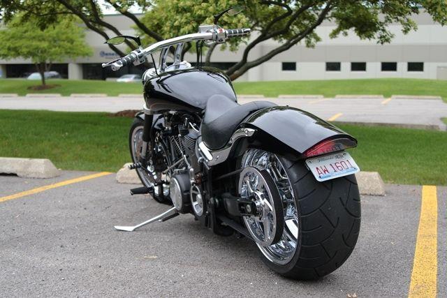 Yamaha Roadstar Warrior Wide Tire Kit 240 250 260 280 Harley Davidson Harley Davidson Motorcycles Harley Davidson Bikes