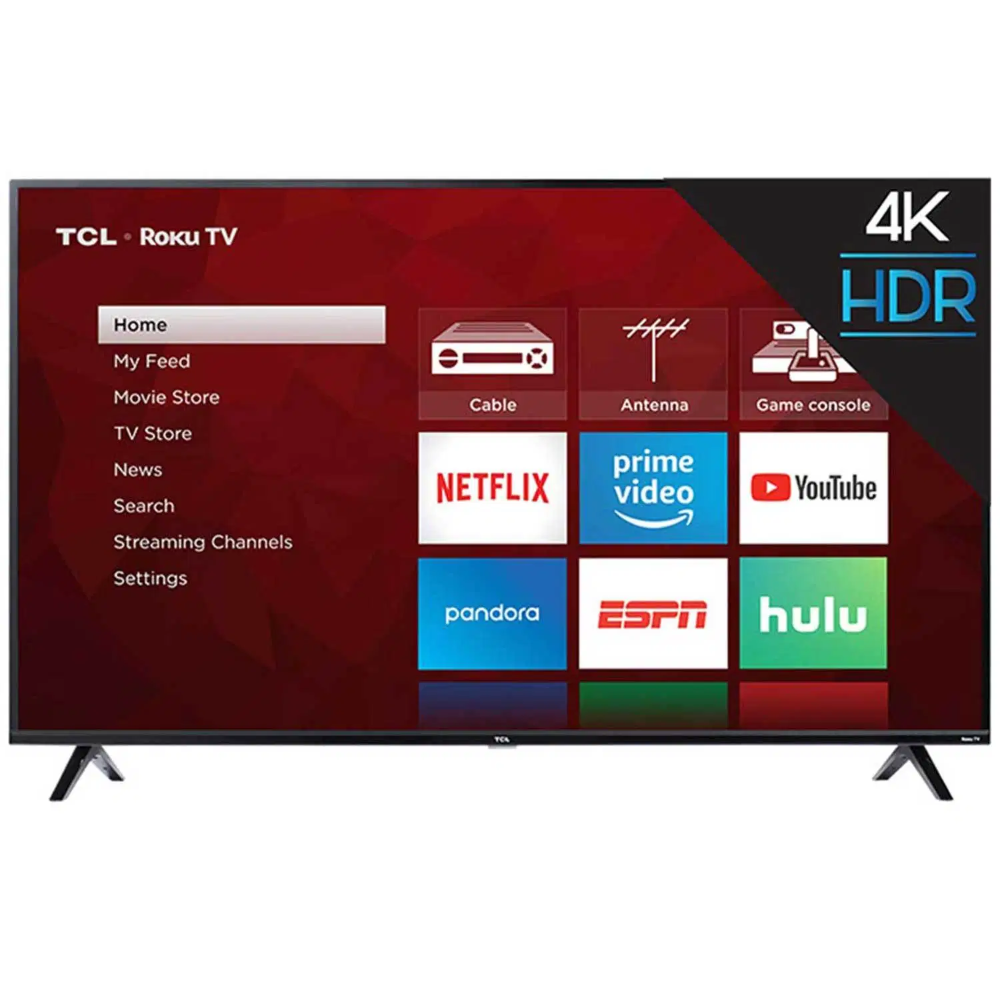 With TCL 4K Roku TV 65-inch 65S425, You Can Enjoy Some Of