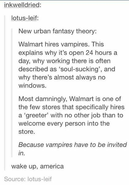 17 Shocking Conspiracies Uncovered By Tumblr