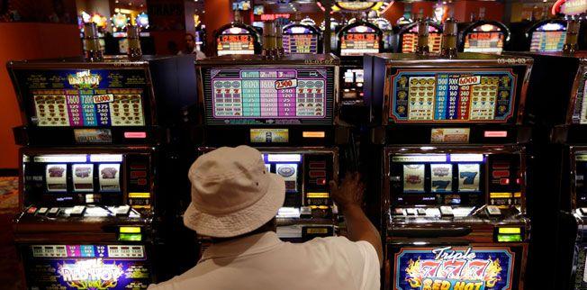What Are The Real Odds In Slot Machines Casino Casino Bonus