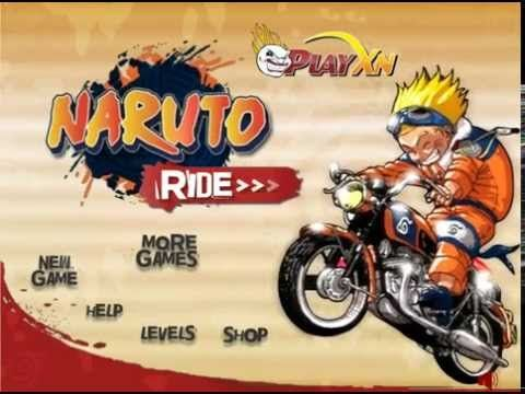 Naruto Moto Ride Ride For Respect It S Very Interesting Riding