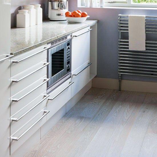 White Kitchen Oak Floor: Kitchen Dressers - Our Pick Of The Best