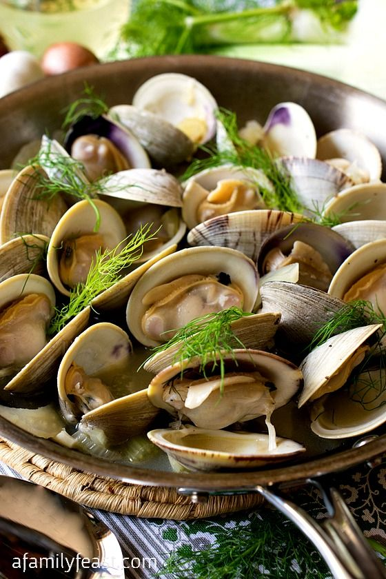 Photo of Littlenecks in Fennel Broth – A Family Feast®