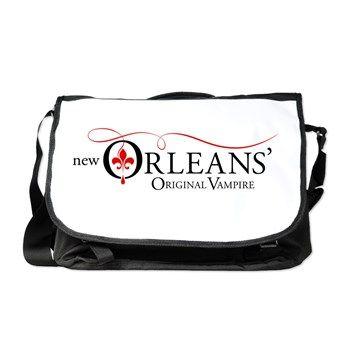 5a1206e646 The Originals -  NewOrleans Original  Vampire Messenger Bag. Official  merchandise for the TvShow  TheOriginals. Vampires vs. Witches vs.  Werewolves.