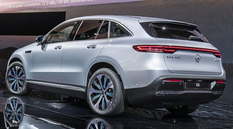 مرسيدس بنز إي كيو سي 2020 أس يو في كهربائية رياضية بإمضاء أعرق مصن ع سيارات عبر التاريخ موقع ويلز Mercedes Benz Mercedes Benz