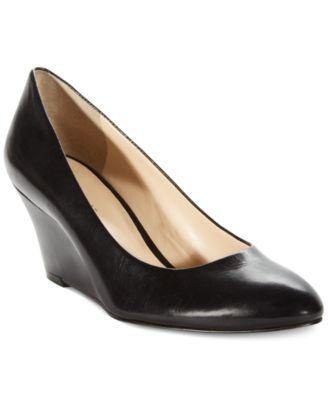 Nine West Mela Wedges - Business Shoes - Macy's