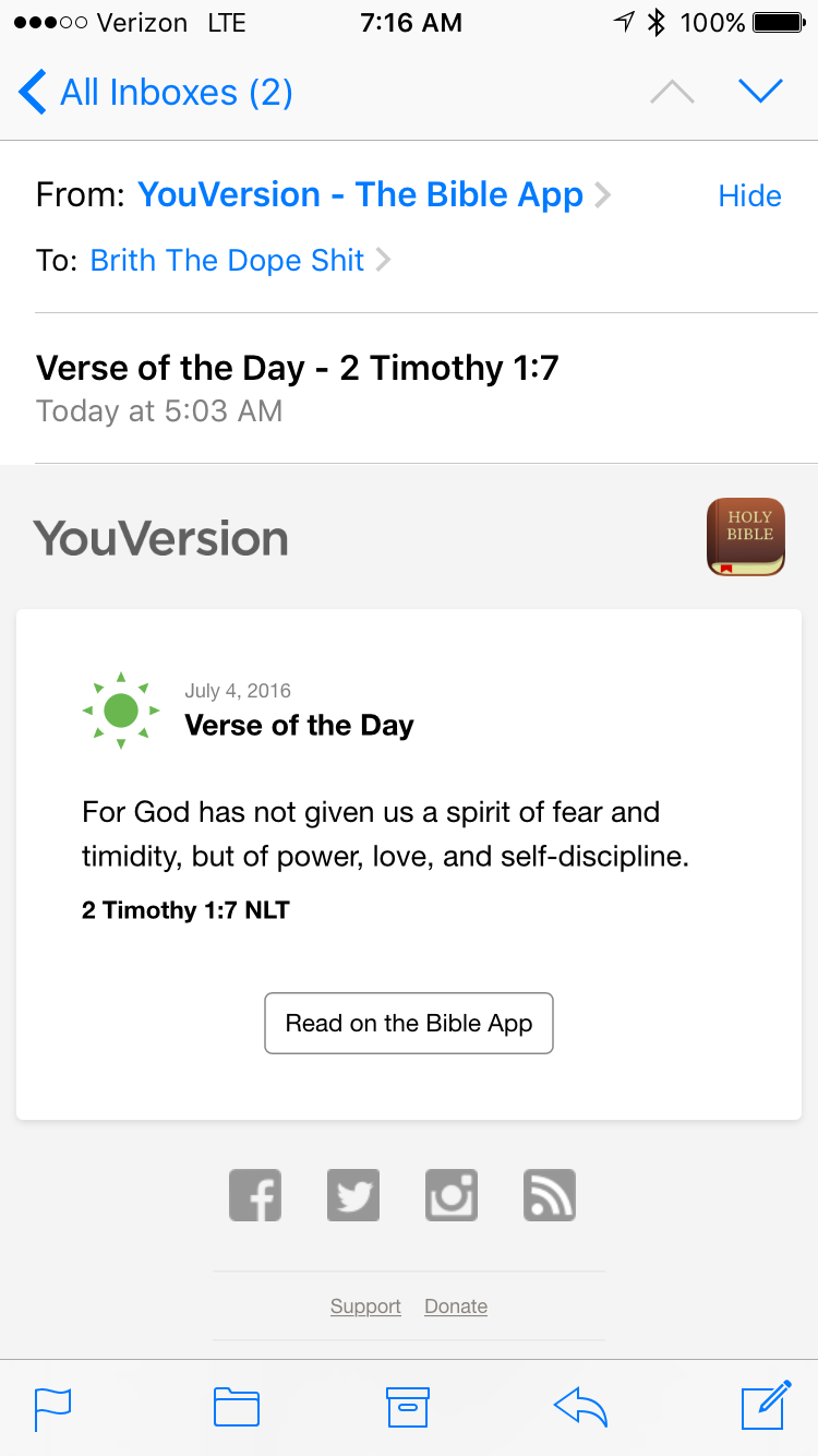 Pin by BAM Mac on Jesus is Bible apps, Youversion bible