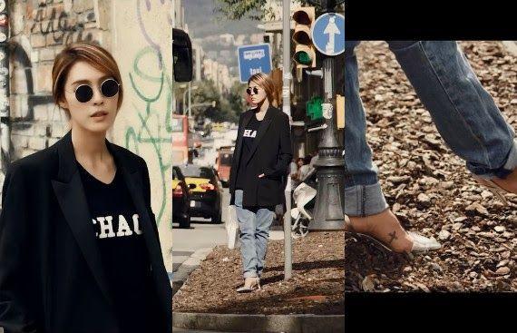Style Review : Kahi Makes A Statement ~ Big21 Fashion Evolution