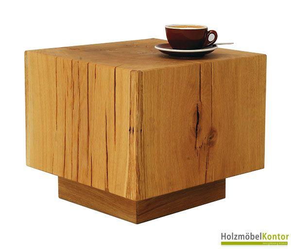 Couchtisch Holzblock holzblock tisch couchtische und beistelltische werden in nahezu