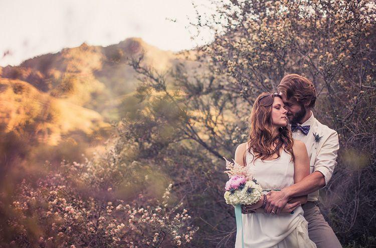 Malibu Bridal Shoot