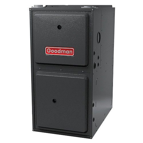 100,000 BTU 92% AFUE Downflow Single Stage Goodman Gas