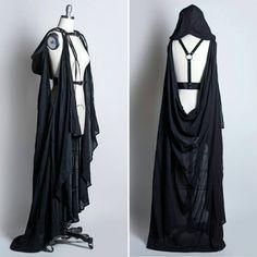 Dark Mori&Strega Fashion
