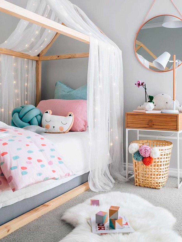 19 dormitorios infantiles para enamorarte cuarto beb - Dormitorios infantiles modernos ...
