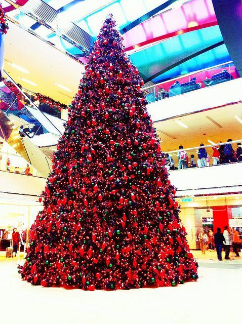 Christmas Tree Hong Kong By Pineapplebun Via Flickr