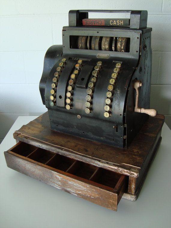 Vintage Cash Register 280