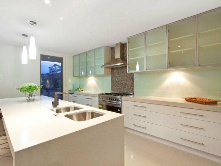 Per organizzare una cucina aperta sulla sala da pranzo #aperta ...