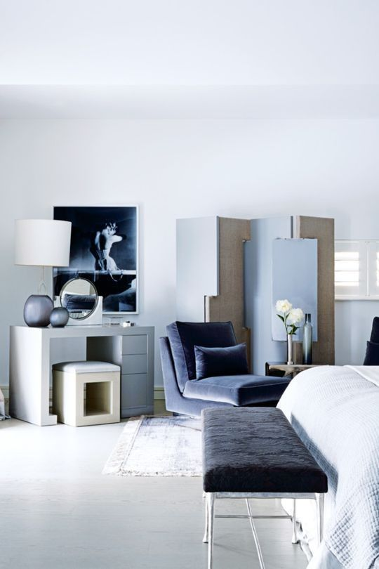 House tour  designer   london home of epic proportions vogue living modern interior design also bedroom rh za pinterest