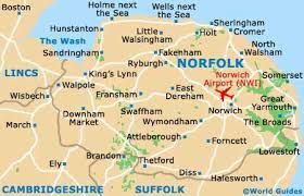 Map Of England Norfolk.Image Result For Map Of Norfolk England Norfolk