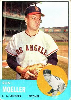 541 - Ron Moeller - Los Angeles Angels
