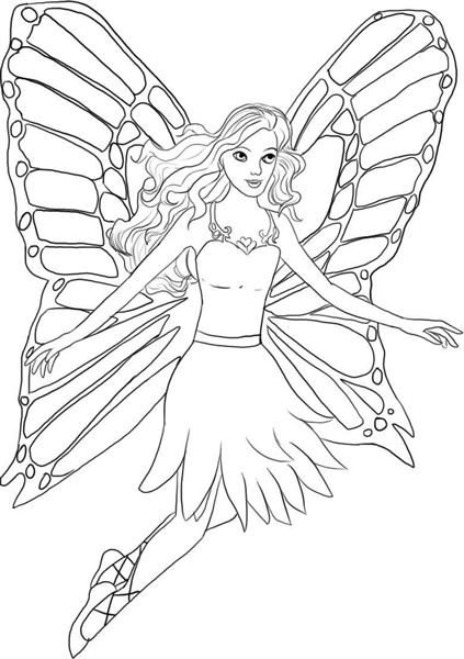 Free Printable Mariposa Coloring Pages 3 For Kids Print Out Your Own And Books Now Saturday March 15th 2014